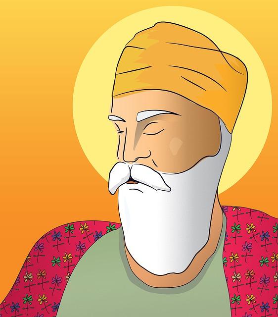 Guru Nanak, Sikh, Sikhism, Gurpurab, Celebration