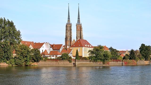 Poland, Silesia, Wroclaw, Wrocław, St John's Cathedral