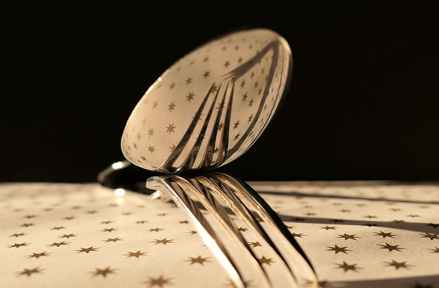 Fork, Spoon, Cutlery, Silver, Cover, Tableware
