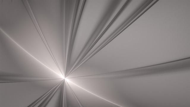 Fractal, Silver, Pattern, Grey, Metallic, Chrome