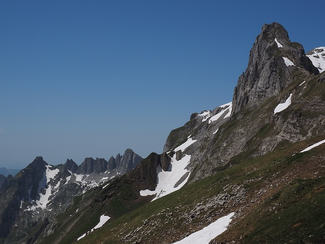 Lenses Ridge, Säntis, Silver Plates, Mountain, Alpine