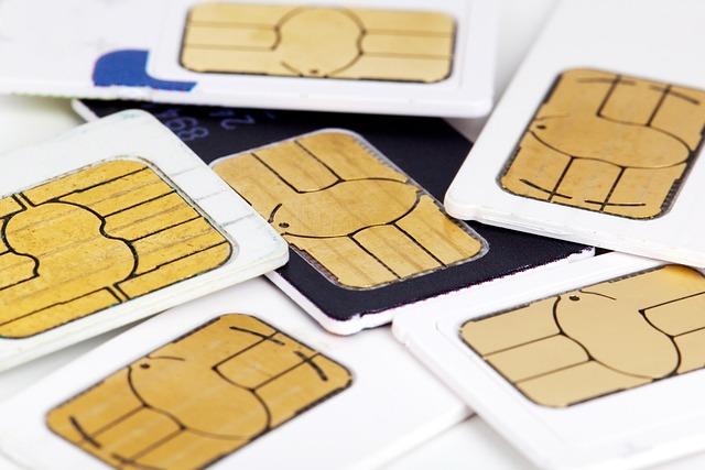 Call, Sim Card, Cell, Cellphone, Cellular