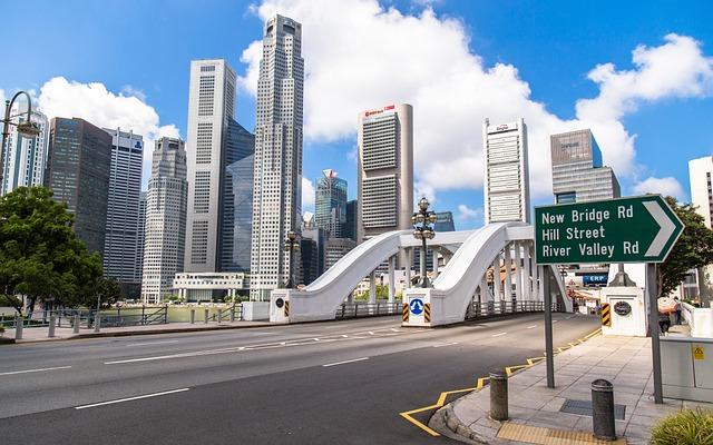 Singapore, City, Sightseeing