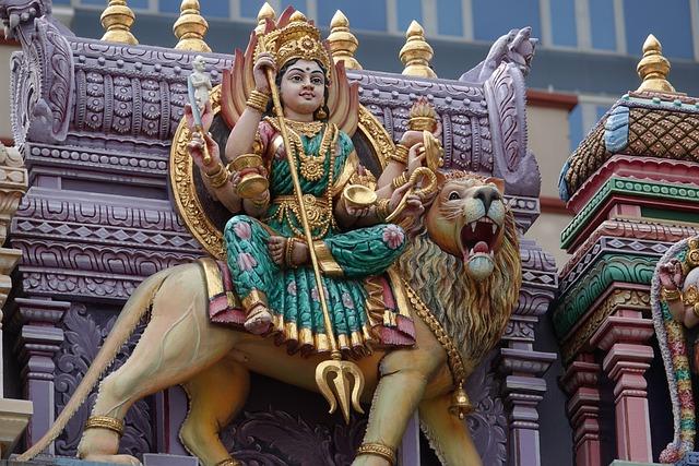 Singapore, Sculpture, Statue, Religion, Art