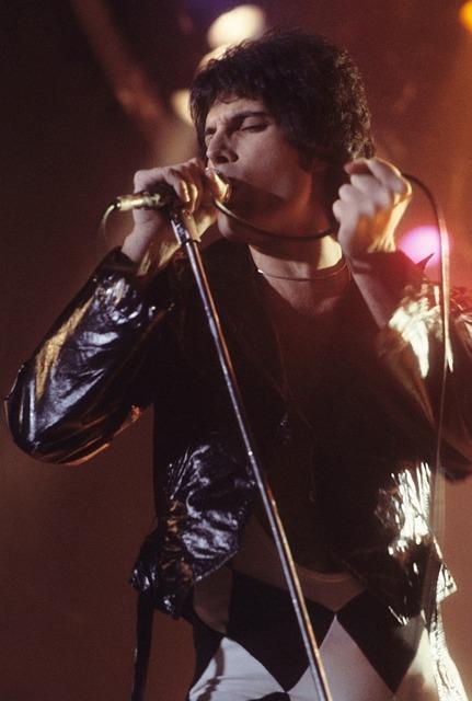 Freddie Mercury, Singer, Entertainer, Rock And Roll