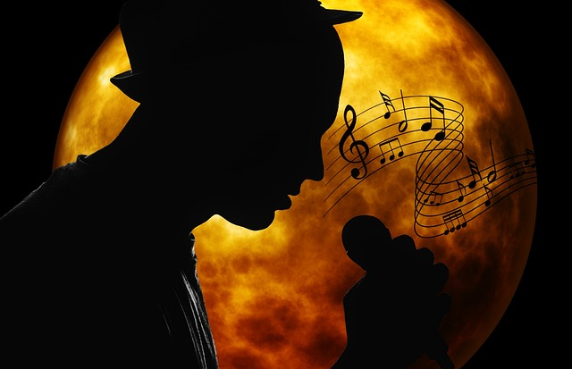 Musician, Singer, Moon, Romantic, Music, Artists
