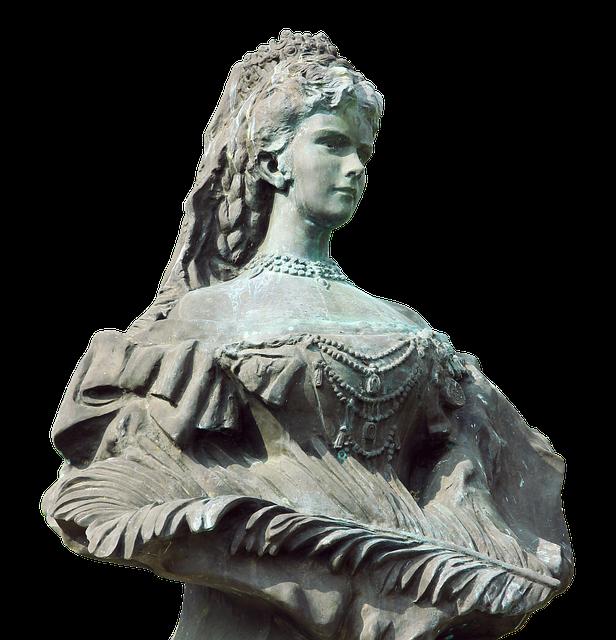 Sissi, Empress Elisabeth, Woman, Castle, Vienna, Psd