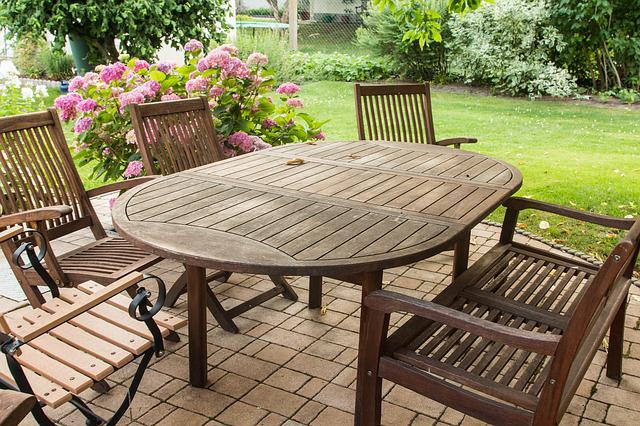 Garden, Garden Furniture, Sit, Table, Garden Chairs