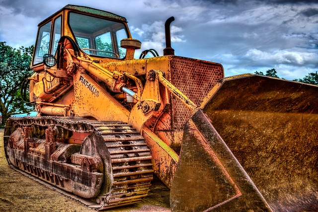 Excavators, Caterpillar, Machine, Vehicle, Site