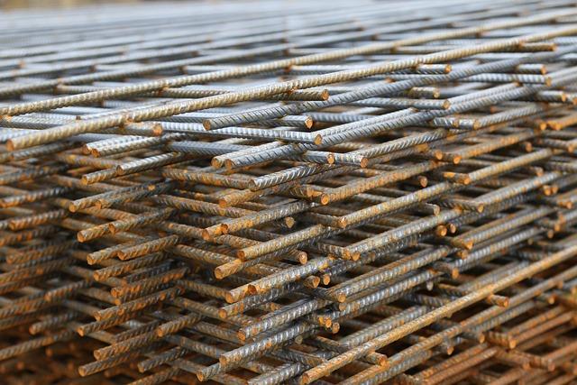 Iron, Steel, Site, Metal, Rust, Iron Rods, Rods