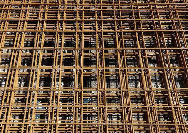 Reinforcement, Steel Beams, Steel, Housebuilding, Site