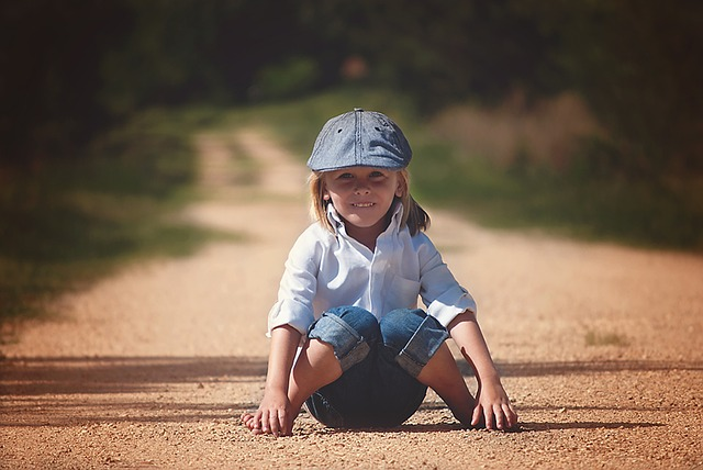 Boy, Sitting, Happy, Child, Cute, Kid, Young, Little