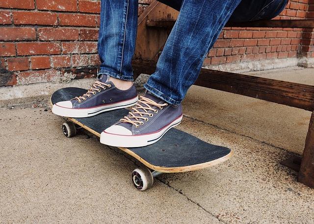 Skateboard, Skate, Board, Skateboarder, Lifestyle
