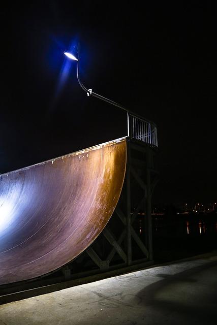 Skate, Ramp, Punk, Park, Activity, Active, Grunge, Rock