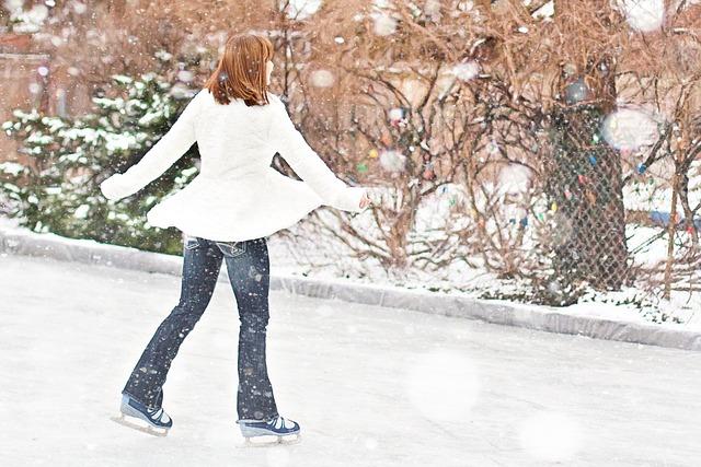 Ice Skating, Ice Skater, Winter, Skating, Skate, Sport