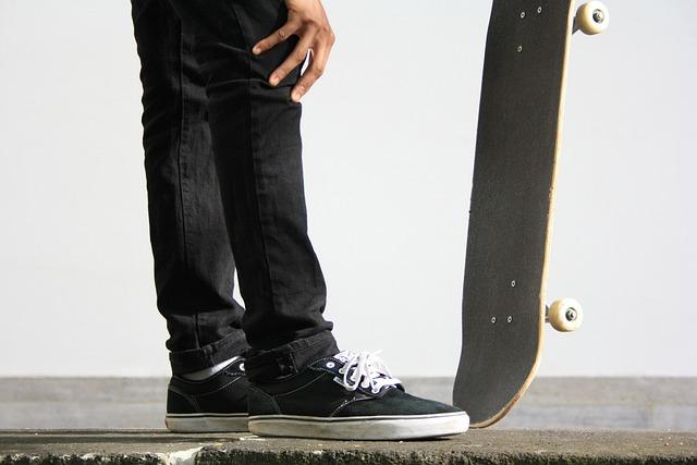 Skateboard, Drive, Road, Skateboarding