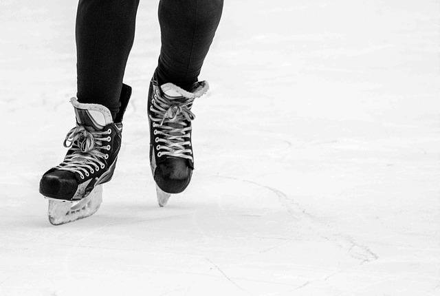 Ice, Skating, Winter, Games, Fun