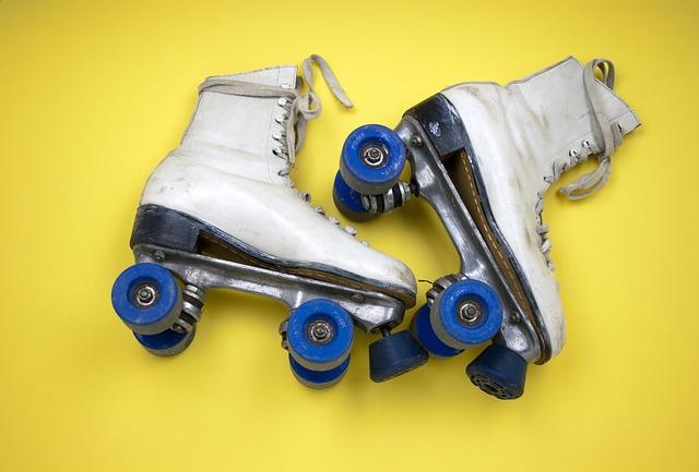 Roller Skates, Skating, Roller, Leisure, Skate, Sport