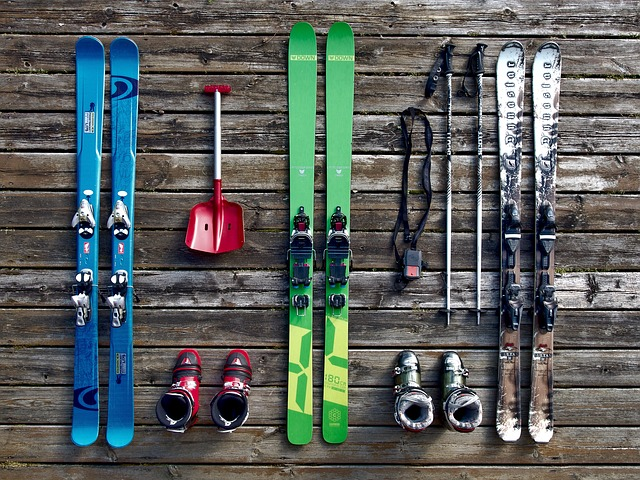 Ski, Ski Touring, Backcountry Skiing, Equipment, Skiing