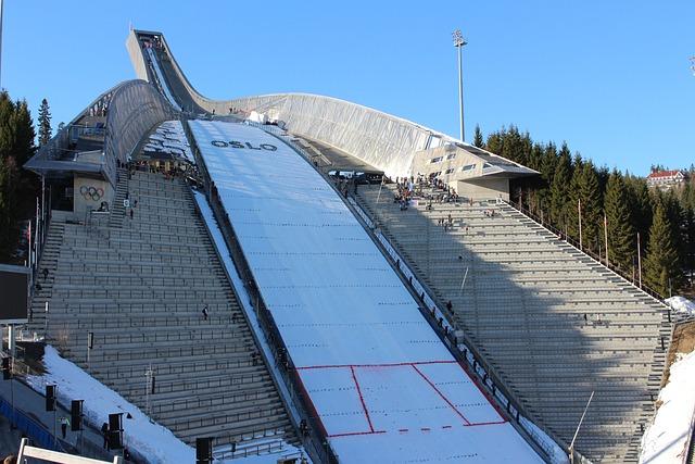 Oslo, Holmenkollen, Ski Jumping, Ski Jump, Travel