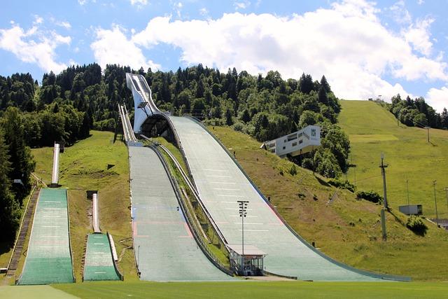Ski Resort, Garmisch Partenkirchen Delineation