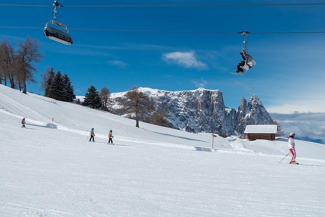 Winter, Ski, Skiing, Ski School, Skiers, Winter Sports