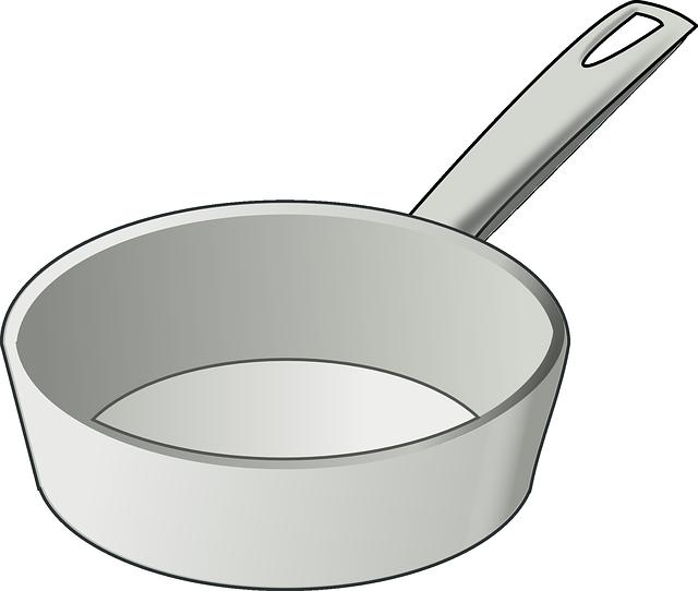 Frying Pan, Skillet, Cooking, Kitchen