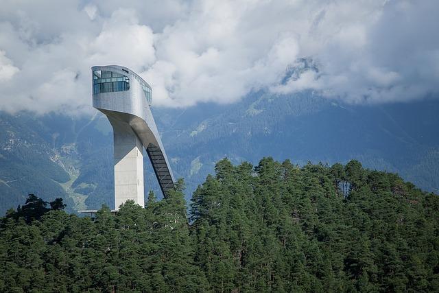 Bergiselschanze, Skischprungschanze, Bergisel, Olympia