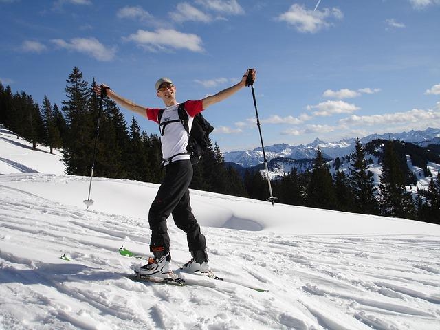 Backcountry Skiiing, Skitouren Predecessor