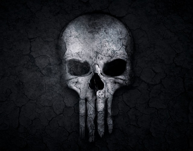 Skull And Crossbones, Skull, Weird, Bone, Surreal