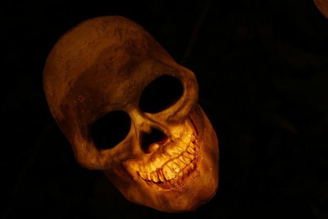 Skull, Skull And Crossbones, Skeleton, Bone, Smile