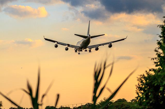 Airplane, Wing, Sky, Flight, Aircraft, Nature, Outdoors