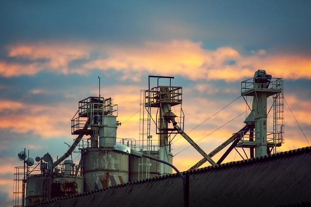 Dawn, Sky, Manufactures, Torres, Clouds, Atmospheric