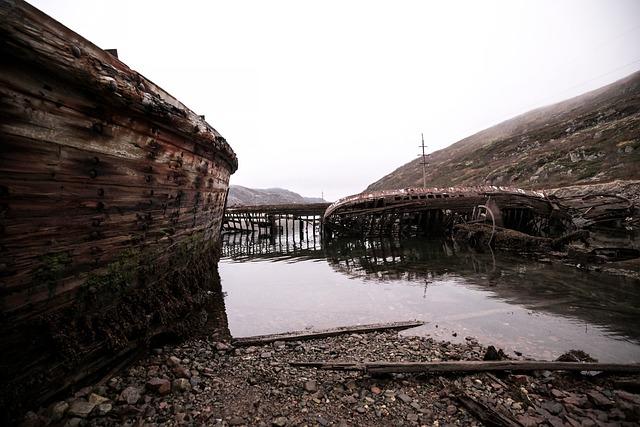 Water, Teriberka, Russia, Tourism, Sky, Barencevo Sea