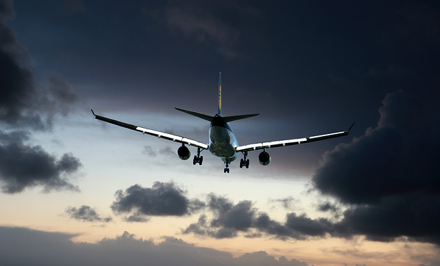 Transport, Aircraft, Flight, Sky, Cloud, Weather
