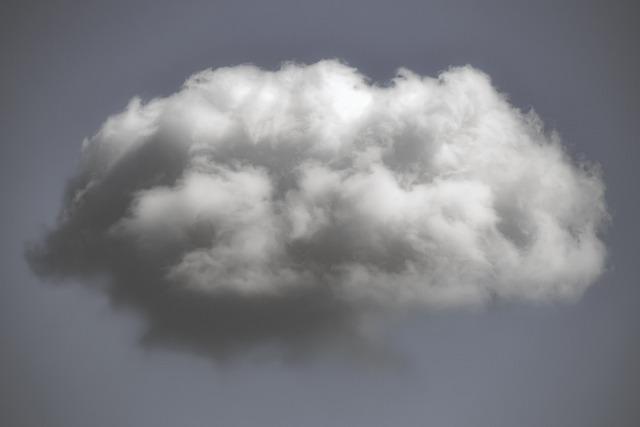 Cloud, Sky, Atmosphere, Gray Sky, Cumulus, Cloudscape