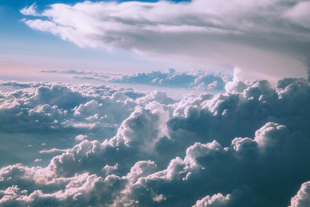 Clouds, Sky, Cumulus, Cumulus Clouds, Cloudscape