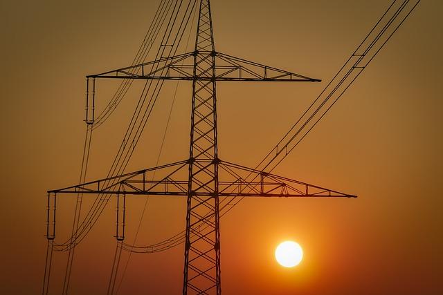 Energy, Performance, Sky, Tower, Current, Sunset, Dusk