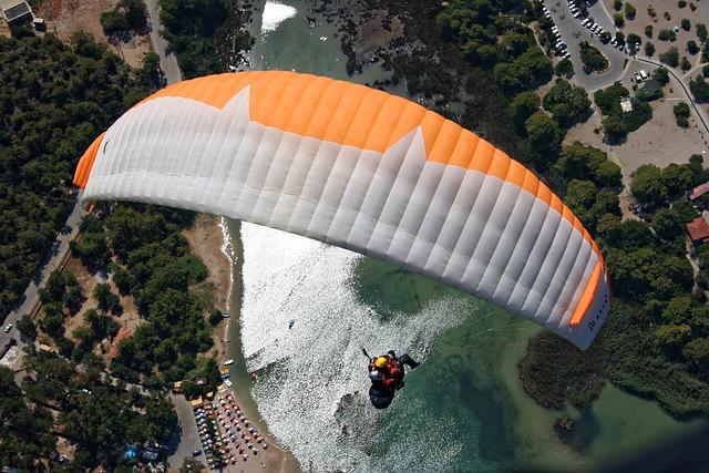Paragliding, Paraglider, Sport, Fly, Flight, Sky