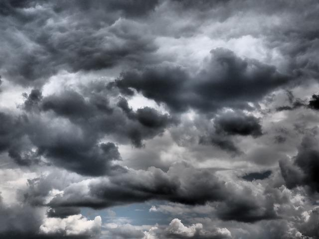 Sky, Clouds, Gloomy, Dramatic, Clouds Form, Dark Clouds