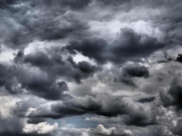 Sky, Clouds, Gloomy, Dramatic, Clouds Form, Dark Clouds