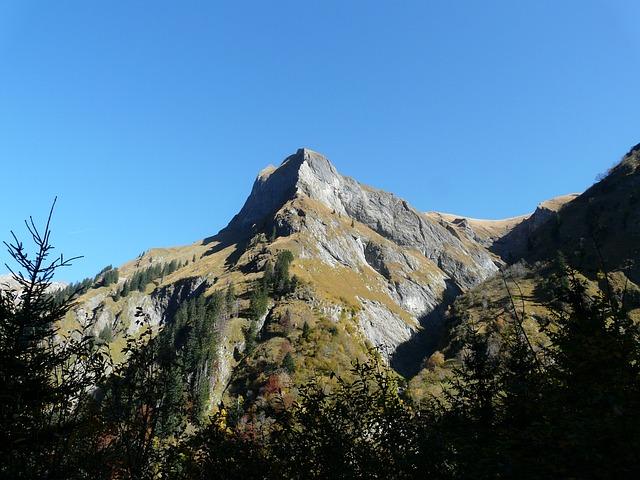 Sky Horn, Mountain, Allgäu, Allgäu Alps, Alpine, Hiking