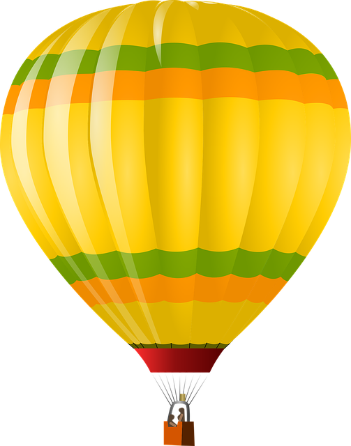 Air, Aircraft, Balloon, Basket, Hot, Sky