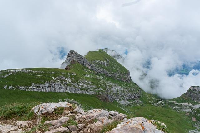 Clouds, Mountains, Inntal, Innsbruck, Landscape, Sky