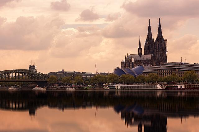 Dom, Cologne, Cologne Cathedral, Sky, Landmark, Church