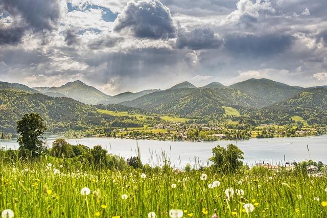 Alpine, Mountains, Landscape, Nature, Sky, Hiking