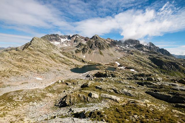 Nature, Mountain, Landscape, Sky