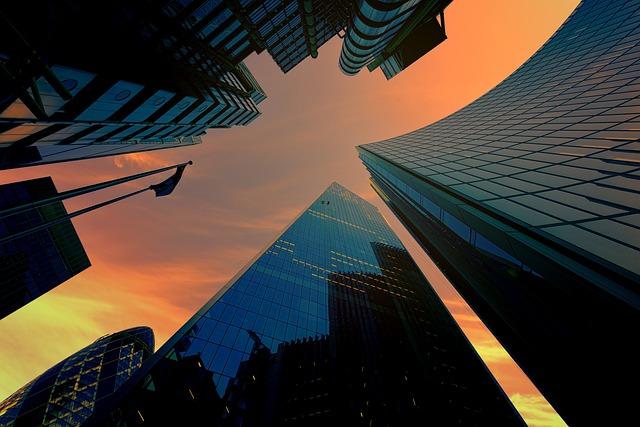 London, Skyscraper, The Scalpel, Sky, Sun, High