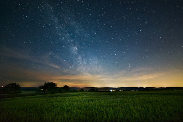 Milky Way, Astro, Starry Sky, Star, Night, Sky