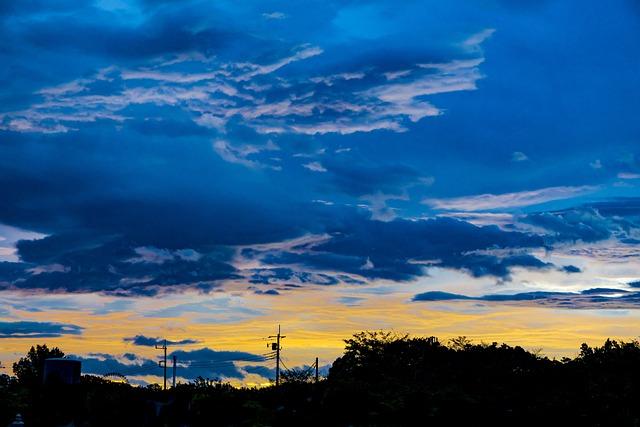 Morning Glow, Sky, Dawn, Silhouette, Morning, Sunrise